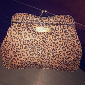 Leopard Clutch from Jessica Simpson